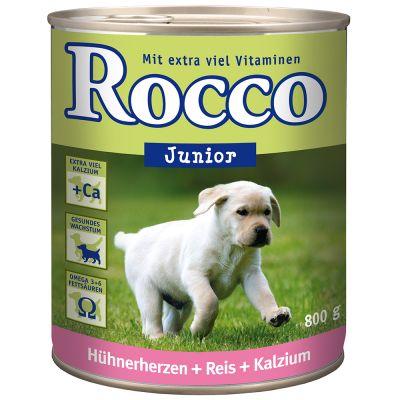 Rocco Junior Dog Food