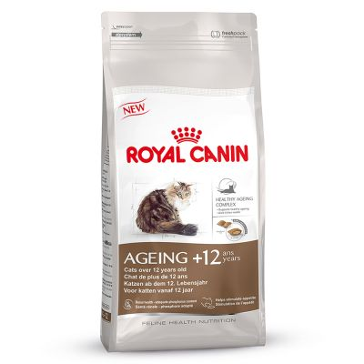 Royal Canin Ageing+12 pour chat