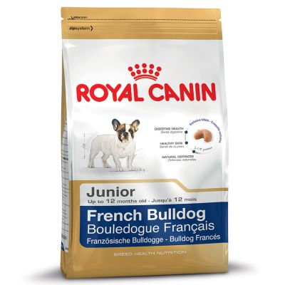 royal canin french bulldog junior free p p on orders 29. Black Bedroom Furniture Sets. Home Design Ideas