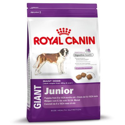 royal canin giant junior dry dog food at zooplus. Black Bedroom Furniture Sets. Home Design Ideas