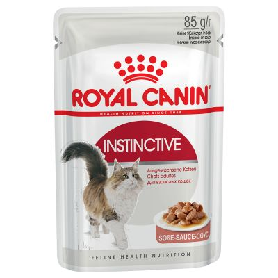 royal canin instinctive in gravy great deals at zooplus. Black Bedroom Furniture Sets. Home Design Ideas