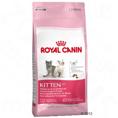 royal canin kitten free p p on orders 29 at zooplus. Black Bedroom Furniture Sets. Home Design Ideas