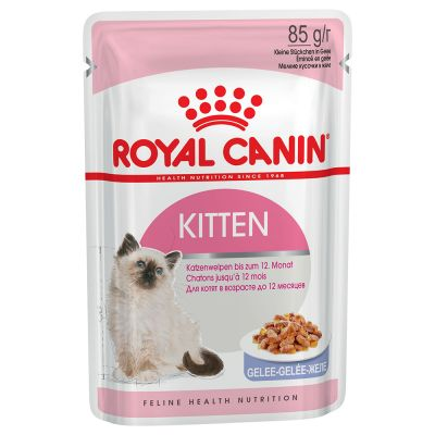 royal canin kitten instinctive in jelly free p p 29 at zooplus. Black Bedroom Furniture Sets. Home Design Ideas