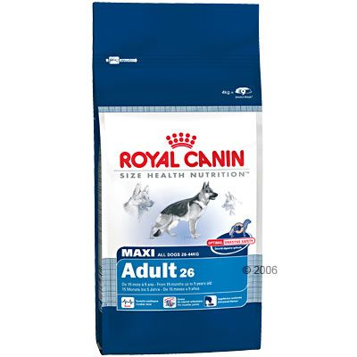 royal canin maxi adult croquettes pour chien zooplus. Black Bedroom Furniture Sets. Home Design Ideas