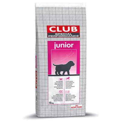 royal canin special club performance junior great choice of dog food at zooplus. Black Bedroom Furniture Sets. Home Design Ideas