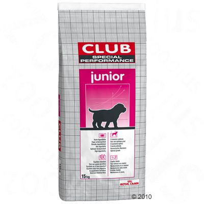 royal canin special club performance junior - croquettes pour