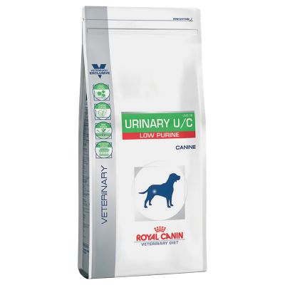 Royal Canin Urinary U/C low purine UUC 18 - Veterinary Diet pour chien