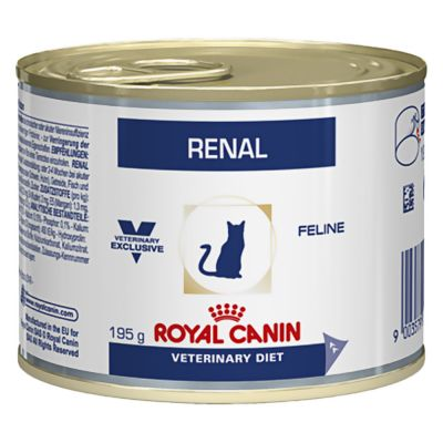 royal canin feline veterinary diet renal chicken wet cat. Black Bedroom Furniture Sets. Home Design Ideas