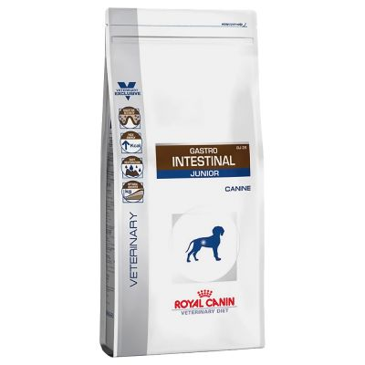 royal canin veterinary diet canine gastro intestinal junior. Black Bedroom Furniture Sets. Home Design Ideas
