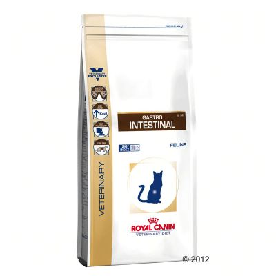 Royal Canin Veterinary Diet Gastro Intestinal GI32 pour chat