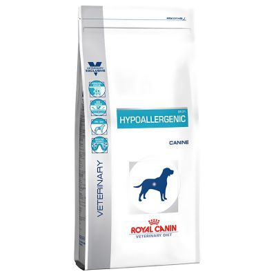 Royal Canin Veterinary Diet Hypoallergenic DR 21 pour chien