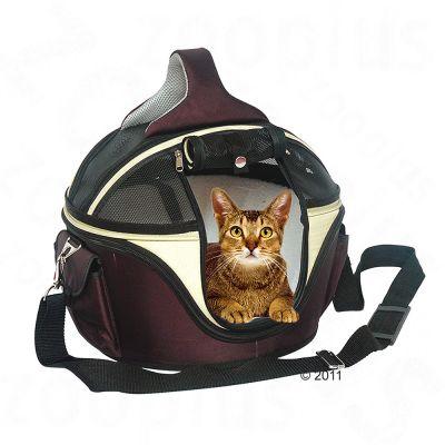 Sac de transport pour chien et chat rigide Sandy