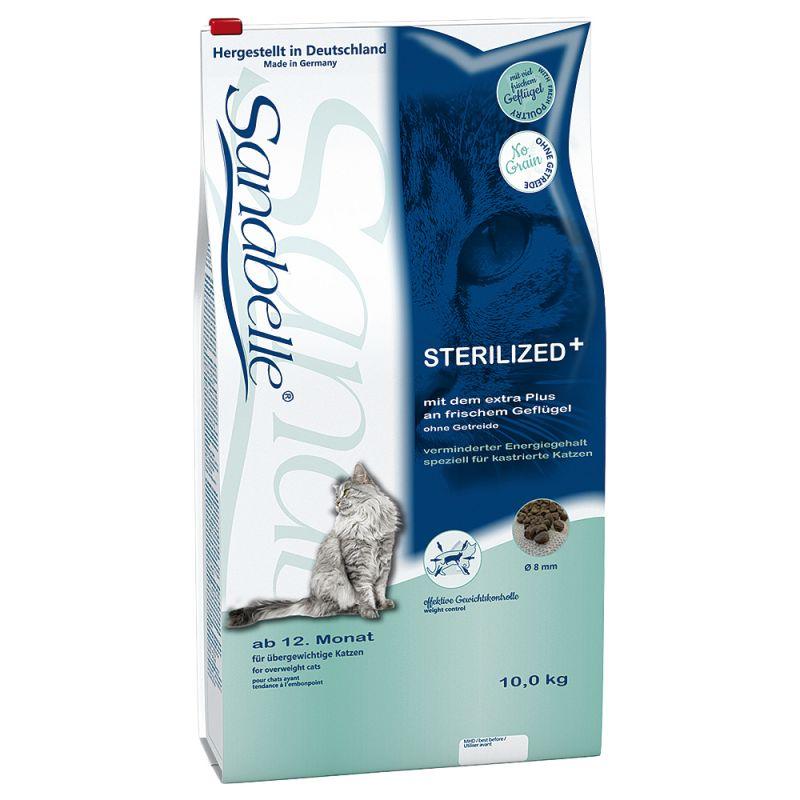 Sanabelle Kitten Dry Cat Food - doggyfriend.com