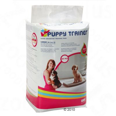 how to use puppy training pads