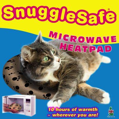 SnuggleSafe Heizkissen für Haustiere