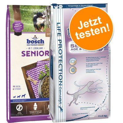 Sparpaket: 2 x Großgebinde Bosch Senior im gemischten Paket