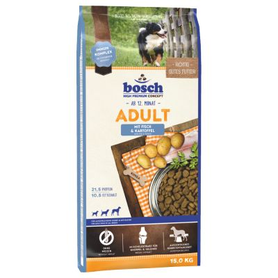Sparpaket: 2 x 15 kg Bosch im gemischten Paket