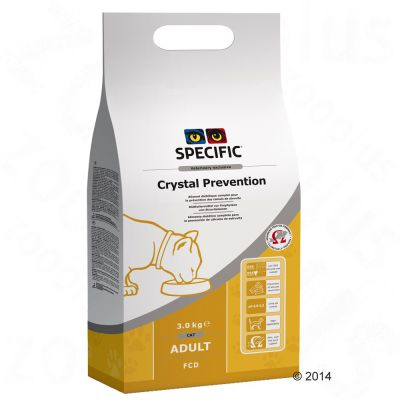 Specific Cat FCD Crystal Prevention pour chat
