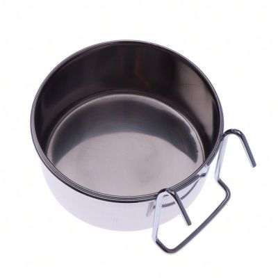 Stainless Steel Bowl with Hooks