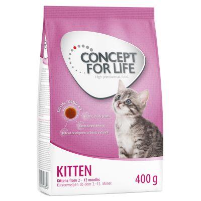 10-teiliges Kitten Starterpaket