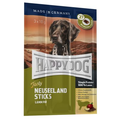 testpaket happy dog neuseeland trocken nassfutter und. Black Bedroom Furniture Sets. Home Design Ideas