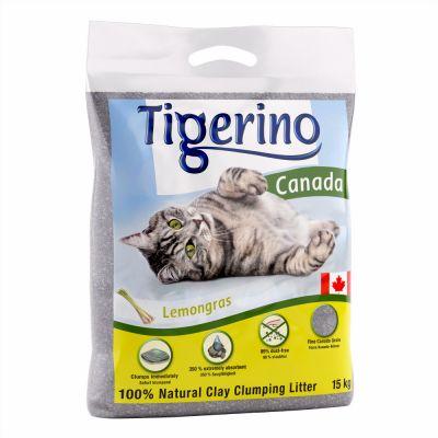 Tigerino Canada Katzenstreu 2 x 15 kg