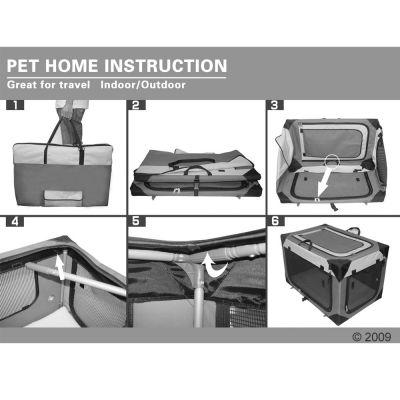 Torba transportowa Pet Home