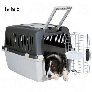Transportín Gulliver Trixie IATA para perros