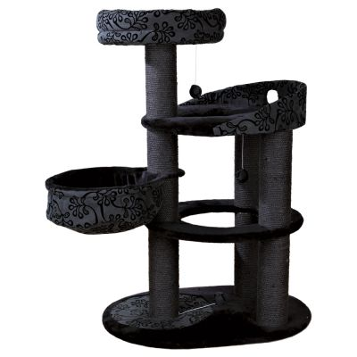 trixie filippo cat tree great deals at. Black Bedroom Furniture Sets. Home Design Ideas