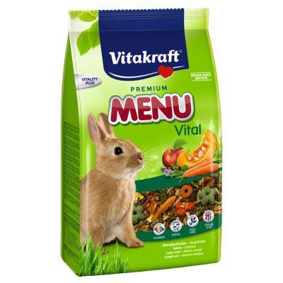 Wilderness Cat Food Coupons >> Vitakraft Menu Vital for Dwarf Rabbits |Free P&P £29+ at zooplus!