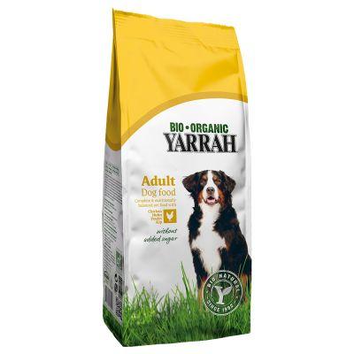 Yarrah Bio Ökologisches Hundefutter mit Huhn & Getreide
