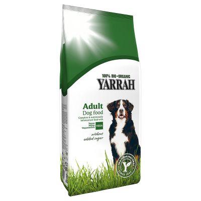 Yarrah, croquettes végétariennes bio pour chien